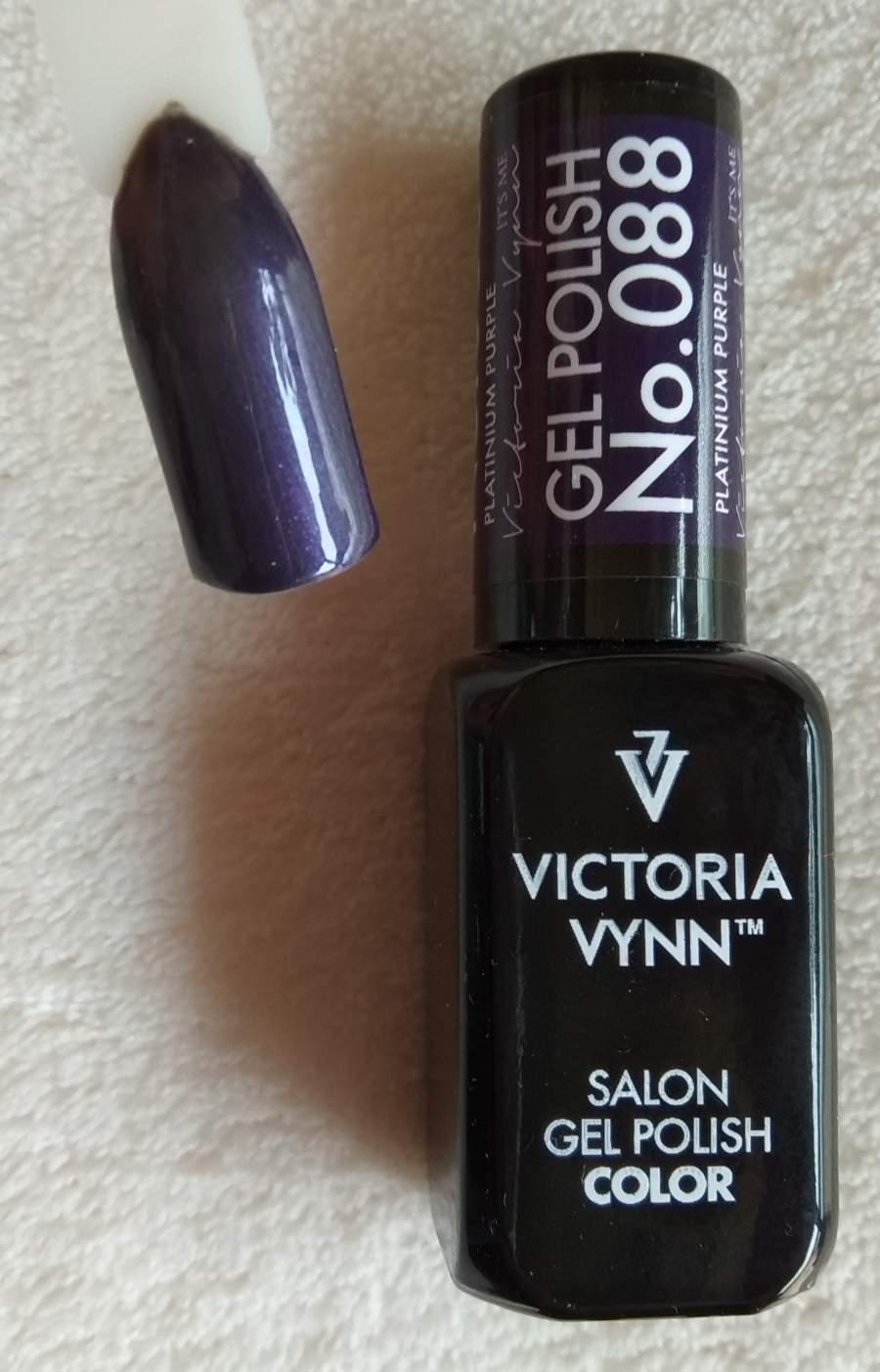 Victoria Vynn Verniz Gel Nº 088 - Platinum Purple - 8 ml