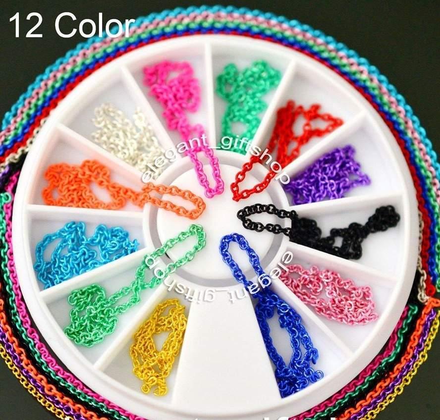 Rodinha Correntes coloridas