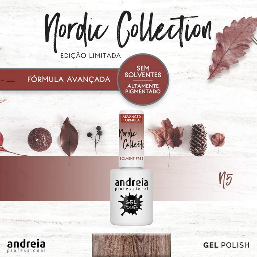 Andreia N5 - Nordic Collection