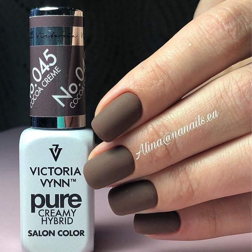 Victoria Vynn Verniz Gel Nº 045 - Cocoa Cream - 8 ml