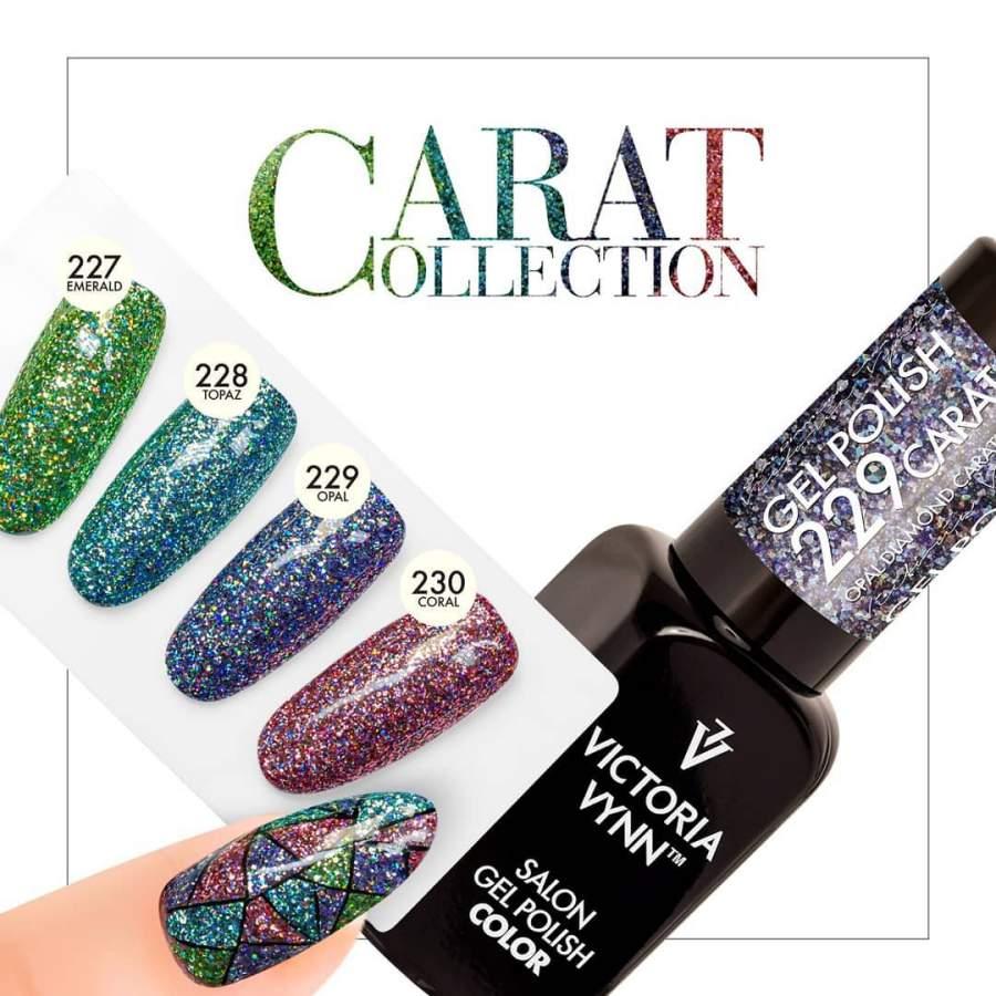 Victoria Vynn - Carat Collection - 7 Cores