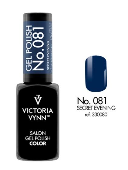 Victoria Vynn Verniz Gel Nº 081 - Secret Evening - 8 ml