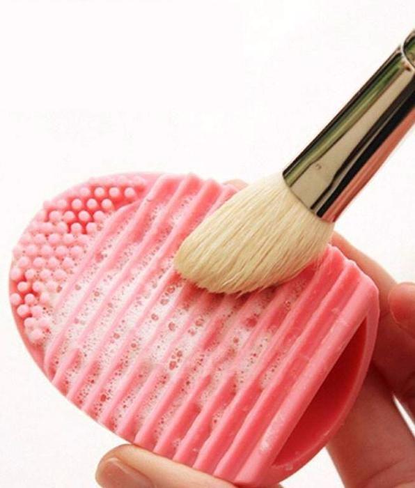 Brush Egg - Para Limpeza de Pincéis