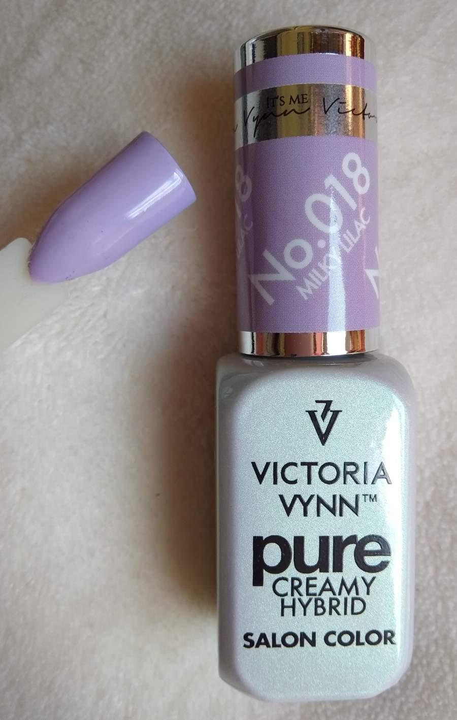 Victoria Vynn Verniz Gel Nº 018 - Milky Lilac - 8 ml