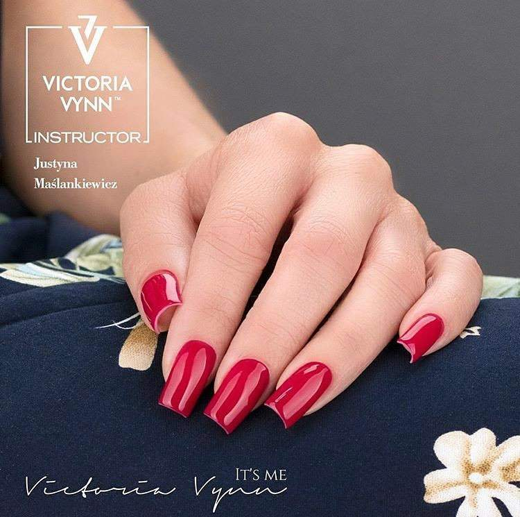 Victoria Vynn Verniz Gel Nº 160 - Heat Claret - 8 ml