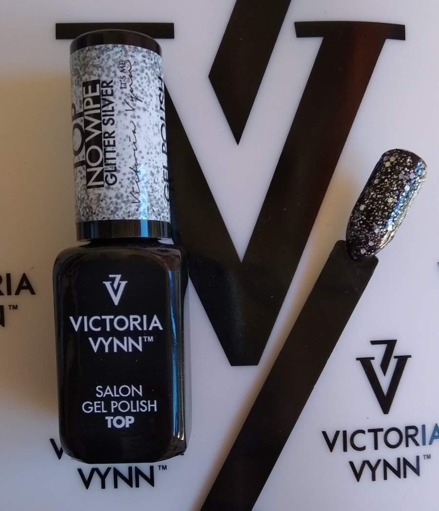 Victoria Vynn - Glitter Prateado - 8 ml