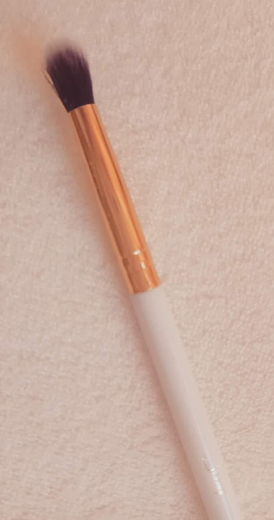Pincel de Maquilhagem Branco - Esfumar