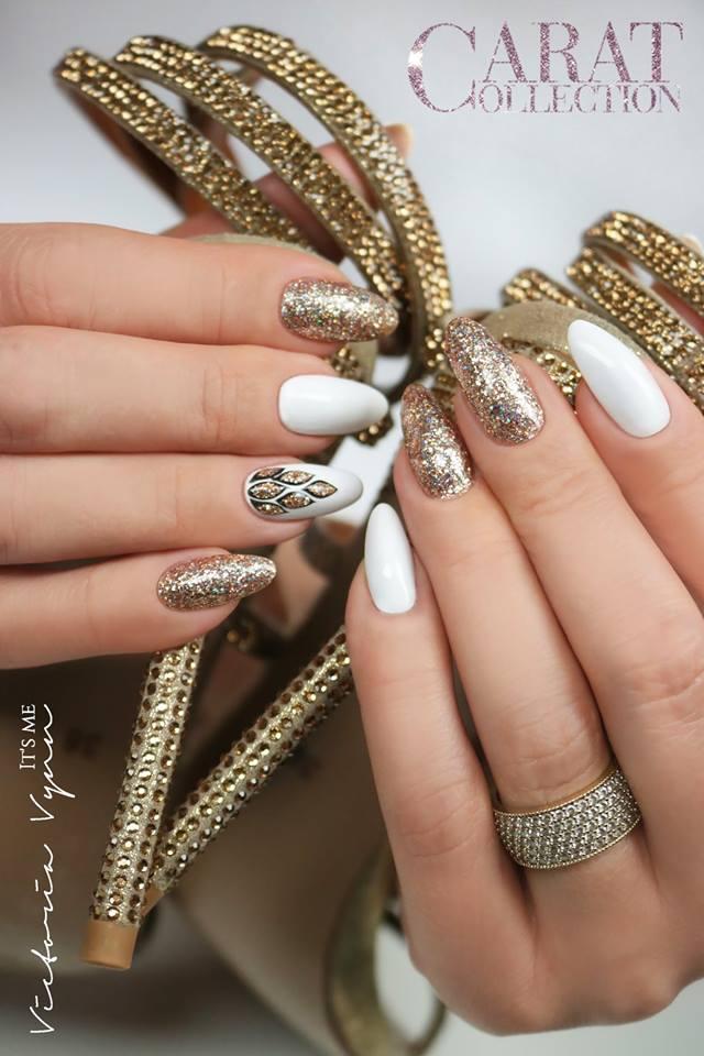 Victoria Vynn Verniz Gel Nº 224 - Gold Diamond - 8 ml