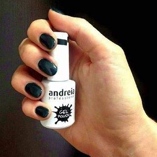 Verniz Gel Andreia 282 - Verde Escuro - 10.5 ml