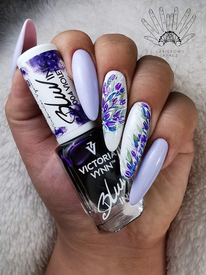 Blur Ink - Victoria Vynn Nº 004 - Violet