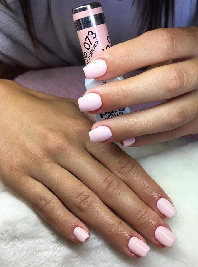 Victoria Vynn Verniz Gel Nº 073 - Powder Pink - 8 ml