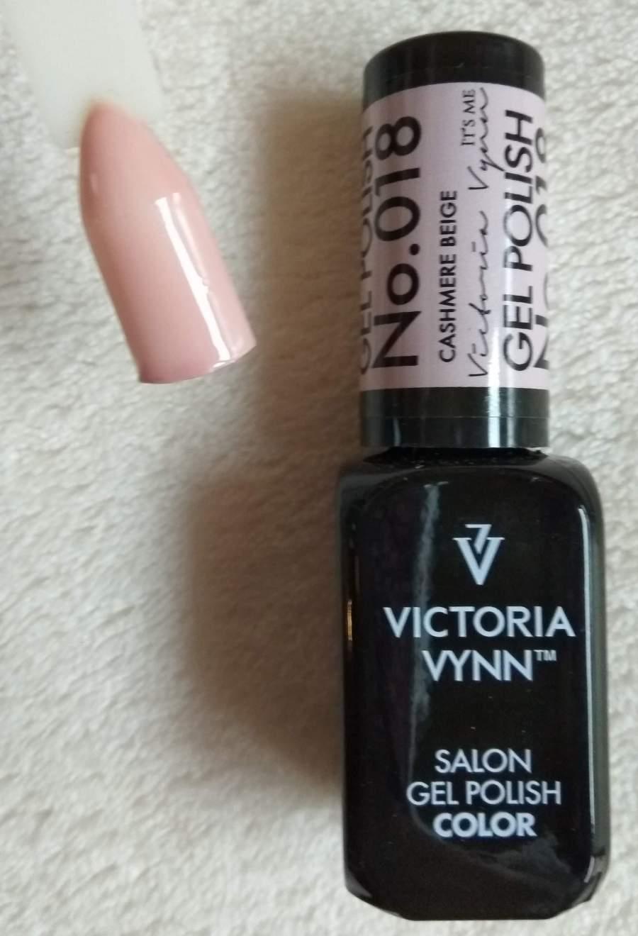 Victoria Vynn Verniz Gel Nº 018 - Cashmere Beige - 8 ml