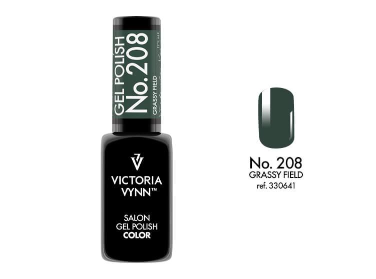 Victoria Vynn Verniz Gel Nº 208 - Grassy Field - 8 ml