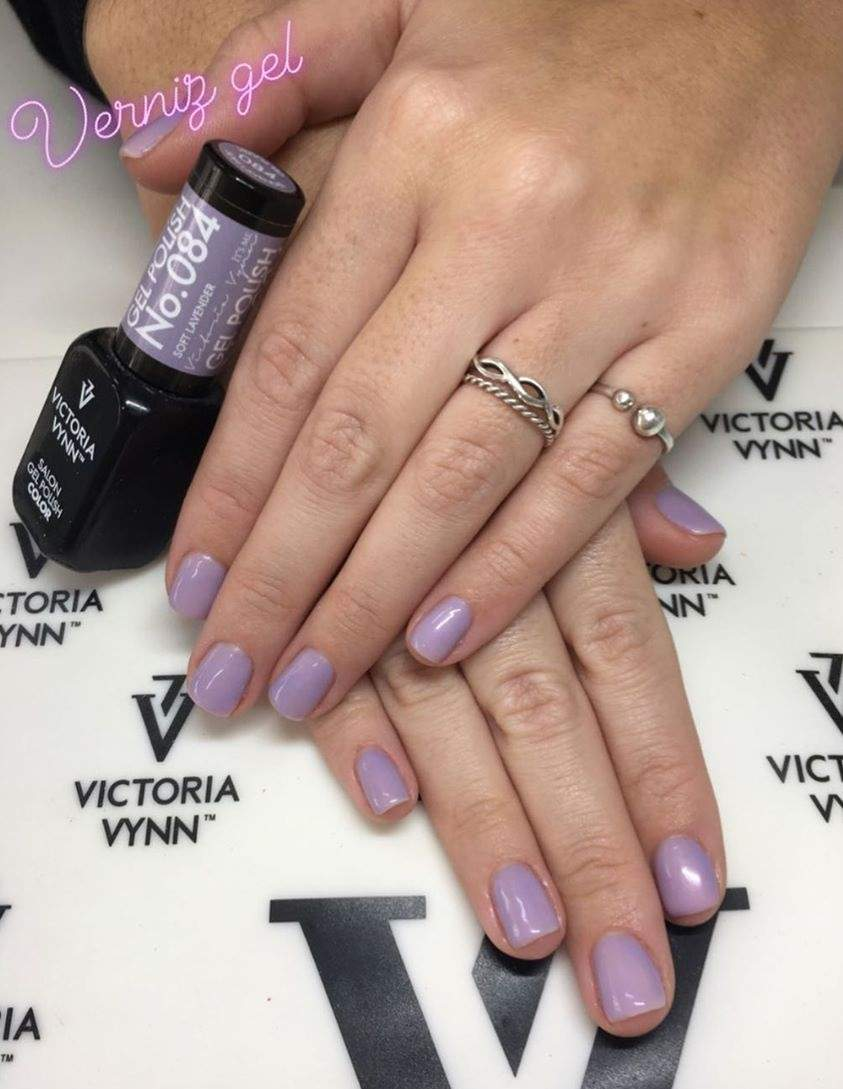 Victoria Vynn Verniz Gel Nº 084 - Soft Lavender - 8 ml