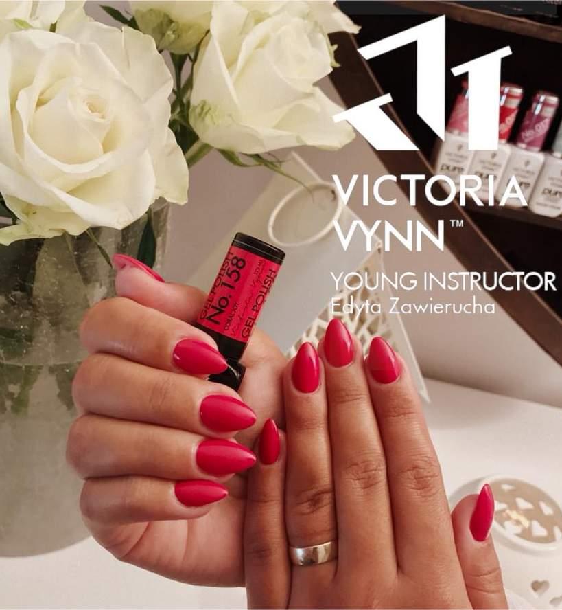 Victoria Vynn Verniz Gel Nº 158 - Coral Joy - 8 ml