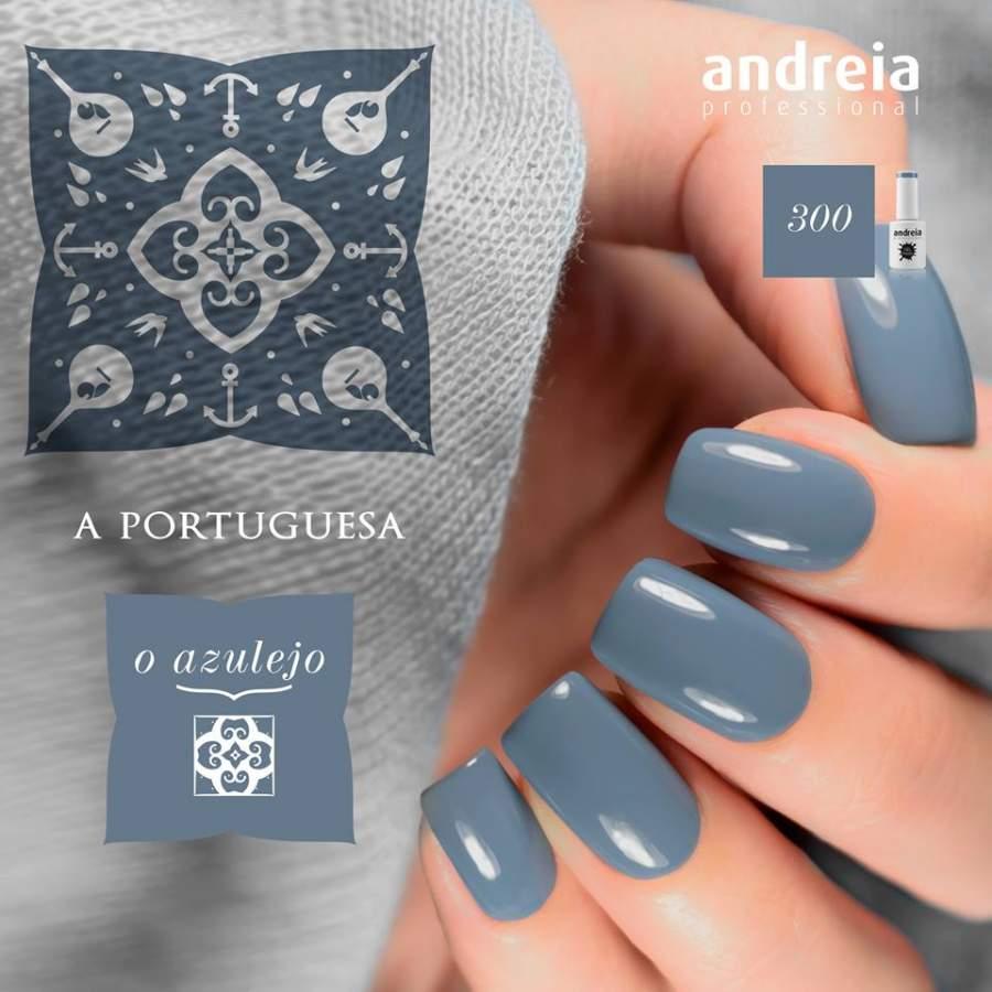 Andreia 300 - O Azulejo - Coleção A Portuguesa