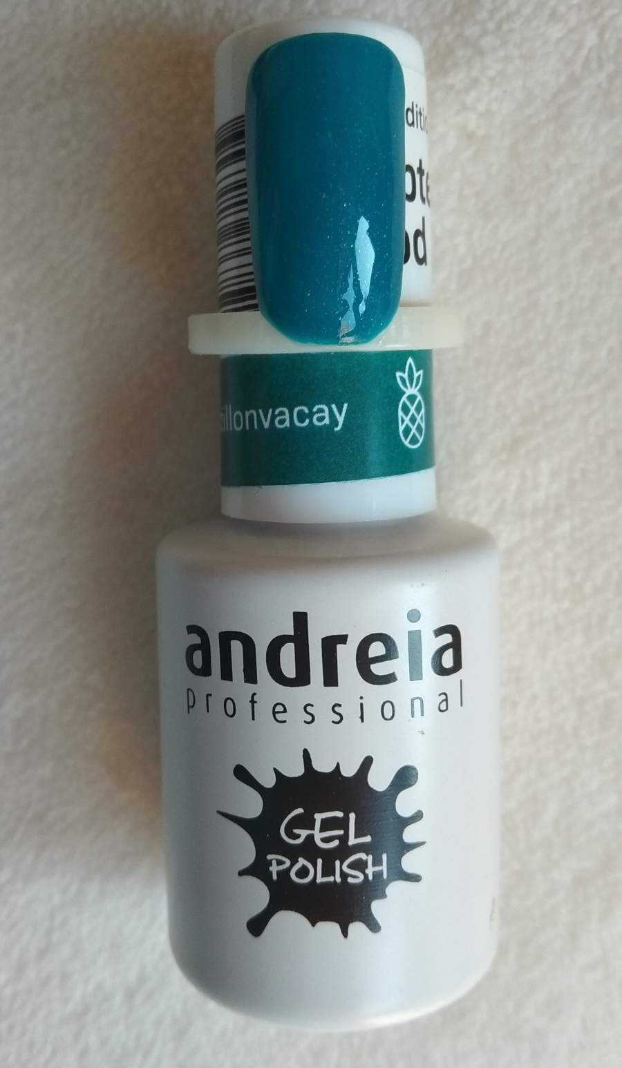 Andreia SM3 - Verde Celeste com Brilhos - Coleção September Mood