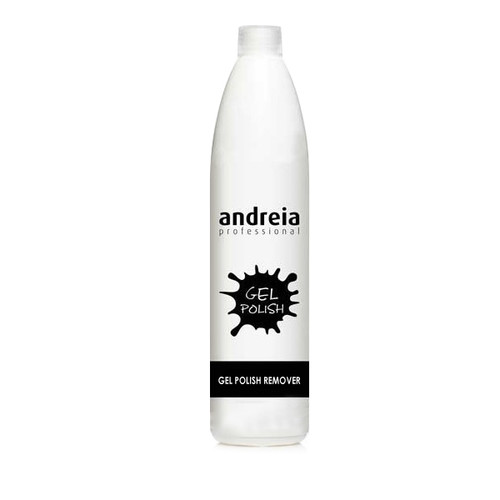 Andreia - Liquido Removedor de Verniz Gel - 500 ml