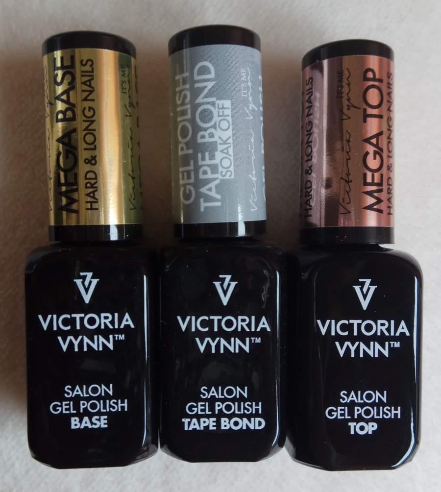 Victoria Vynn - Kit Básico - Mega Base + Mega Top + Tape Bond