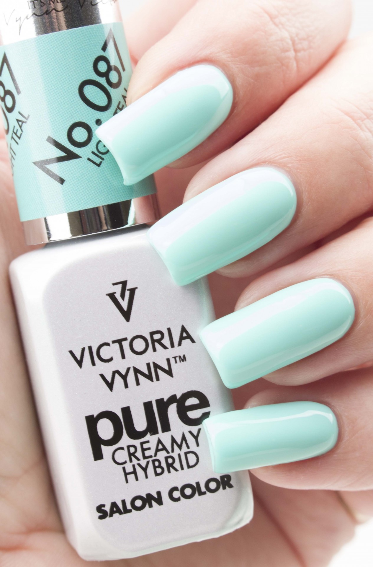 Victoria Vynn Verniz Gel Nº 087 - Light Teal - 8 ml