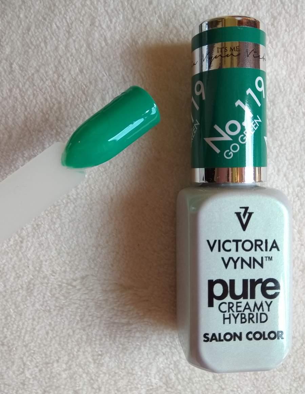 Victoria Vynn Verniz Gel Nº 119 - Go Green - 8 ml