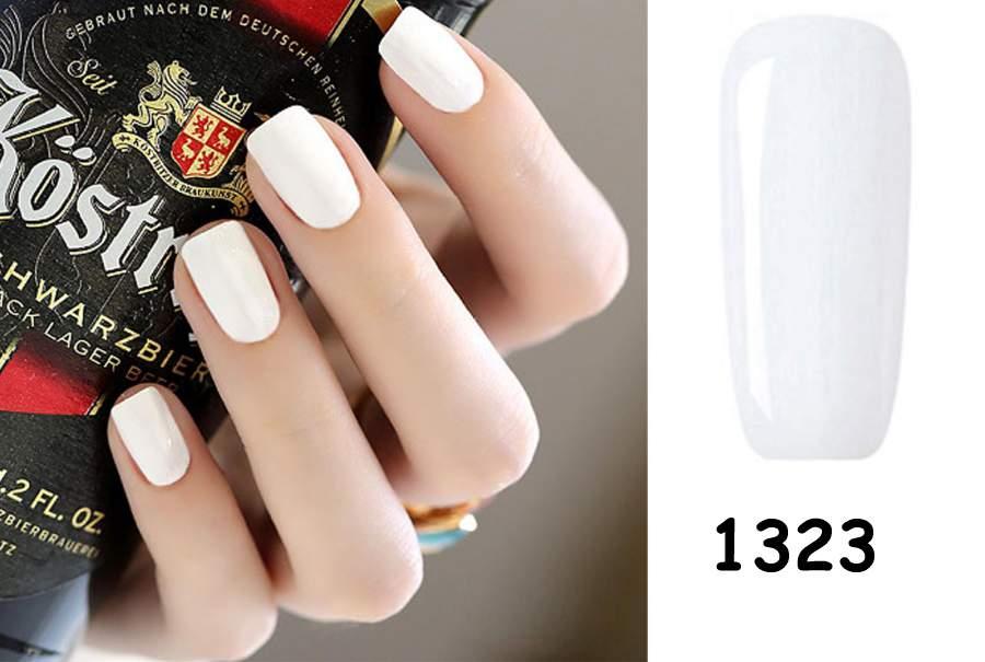 Gel Polish 1323 Branco - 15 ml