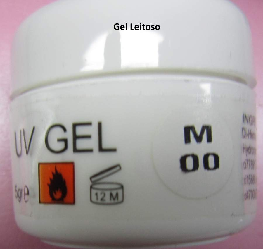 Gel Marylins Leitoso - M00 - 5 ml