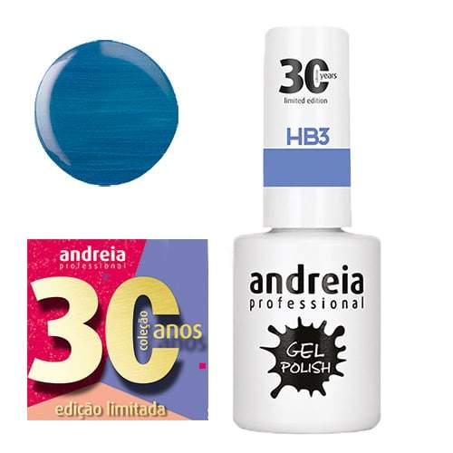 Andreia HB3 - Azul Jeans - Coleção 30 Anos