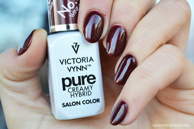 Victoria Vynn Verniz Gel Nº 046 - Wine Mirage - 8 ml
