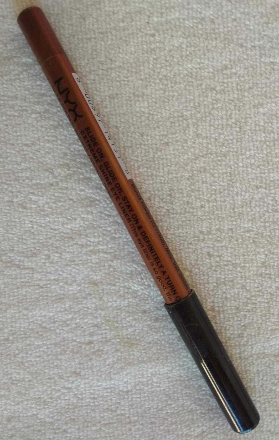 Lápis NYX - Slide on pencil - SL16: Golden bronze
