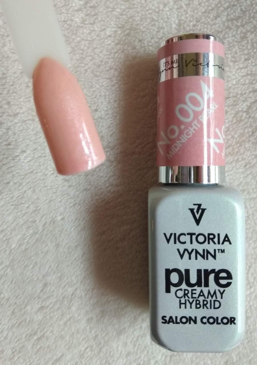 Victoria Vynn Verniz Gel Nº 004 - Midnight Pearl - 8 ml