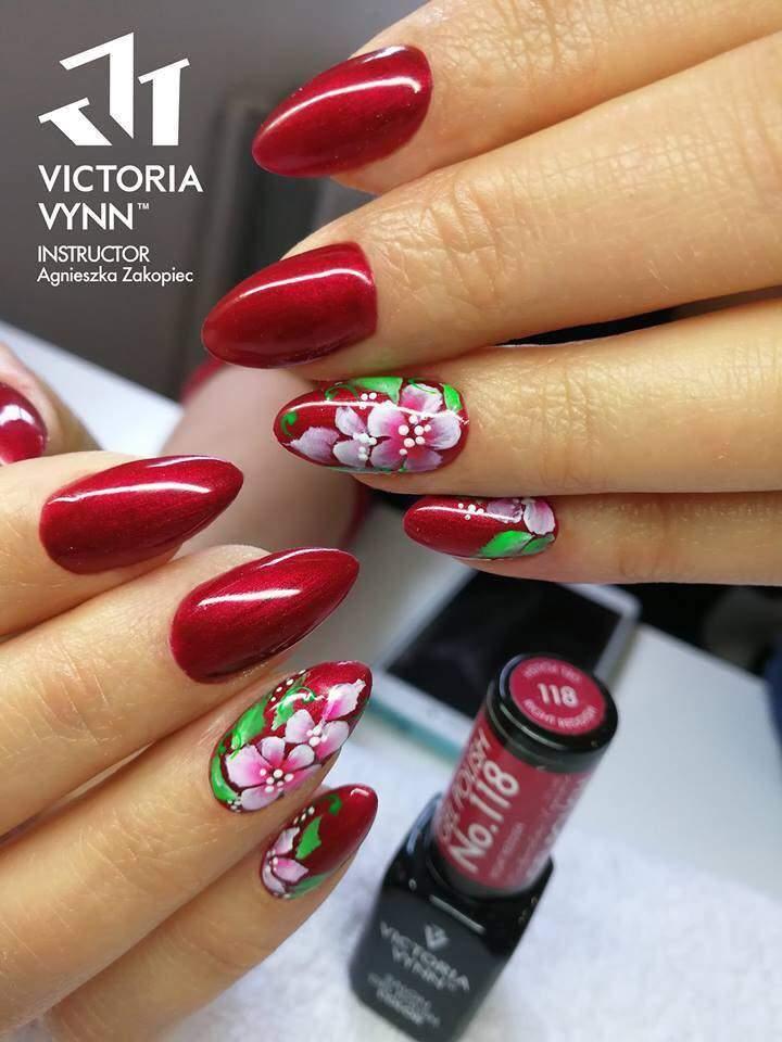 Victoria Vynn Verniz Gel Nº 118 - Right Reddish - 8 ml