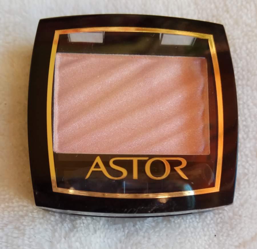 Sombra de Olhos Astor Cor de Rosa com Shimmer