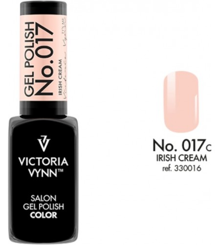 Victoria Vynn Verniz Gel Nº 017 - Irish Cream - 8 ml