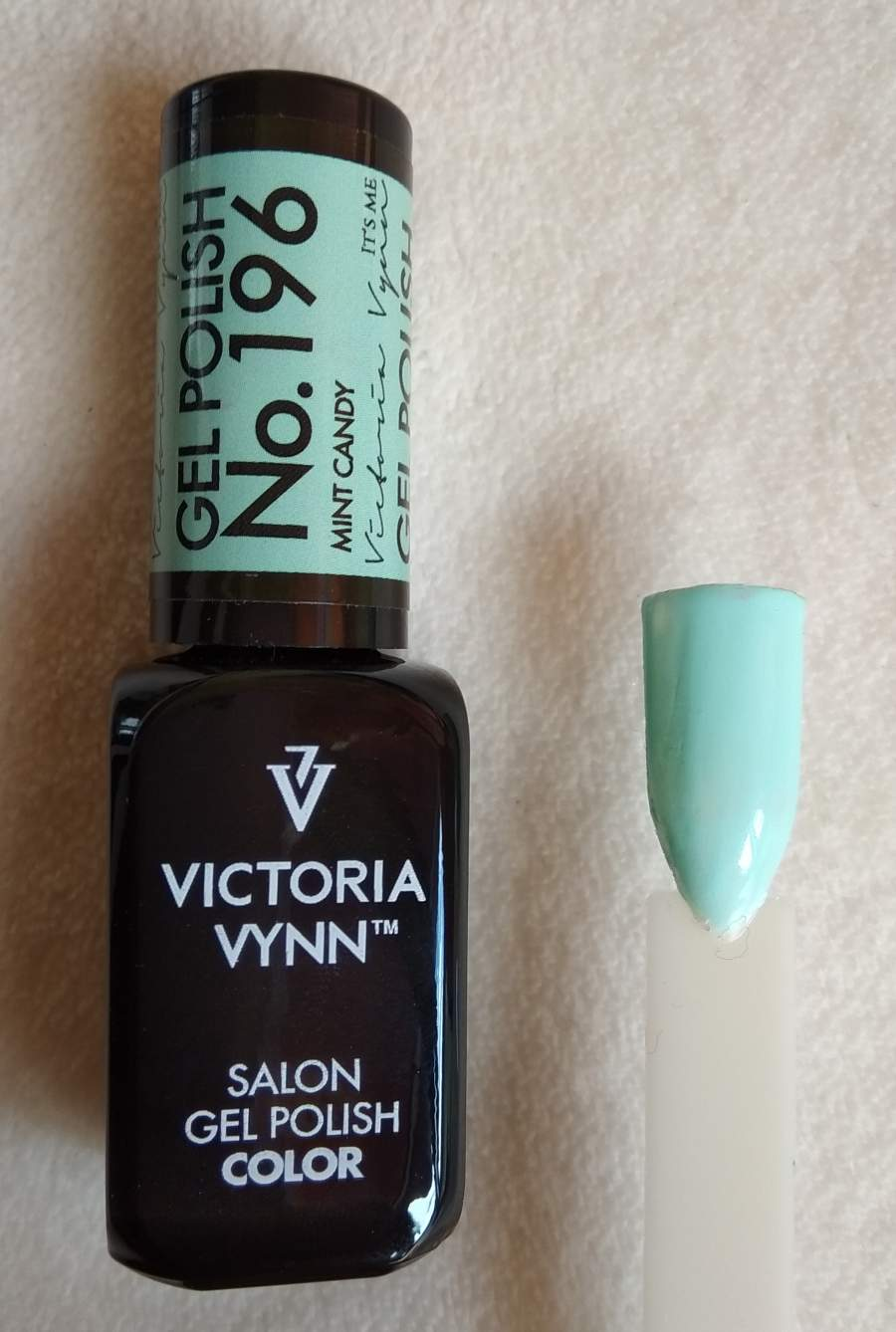 Victoria Vynn Verniz Gel Nº 196 - Mint Candy - 8 ml
