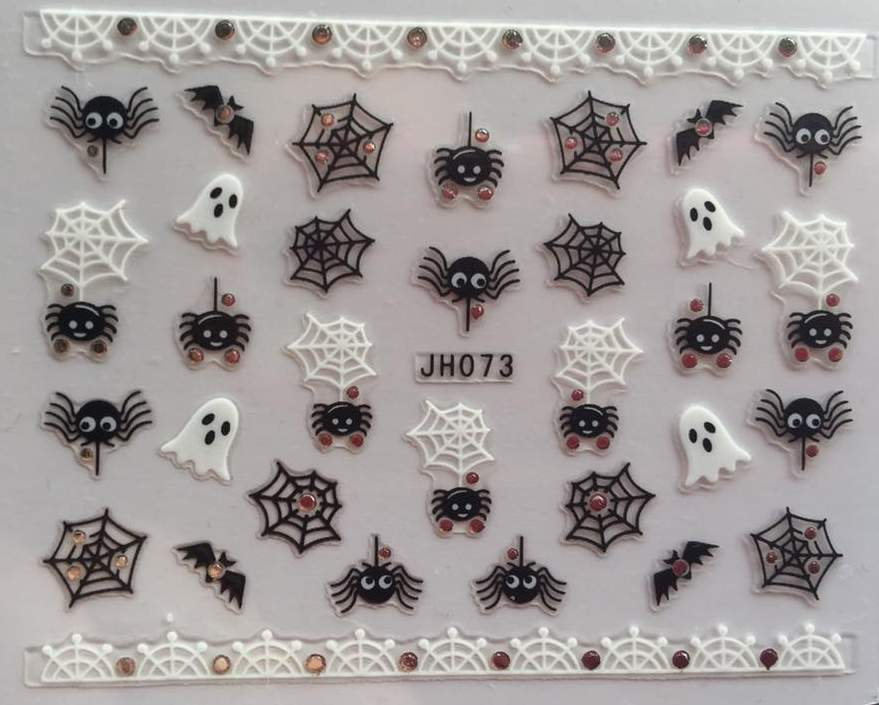 Autocolantes Halloween JH073