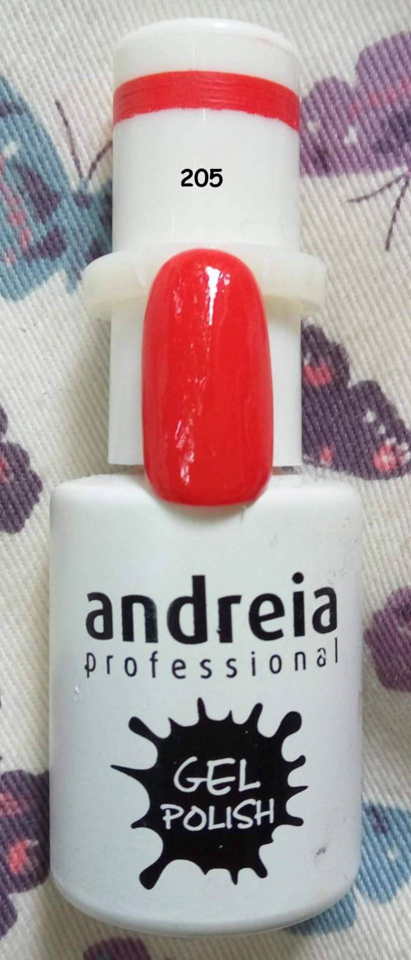 Verniz Gel Andreia 205 - 10,5 ml