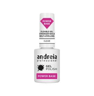 Andreia Power Base - Clear - 10.5 ml