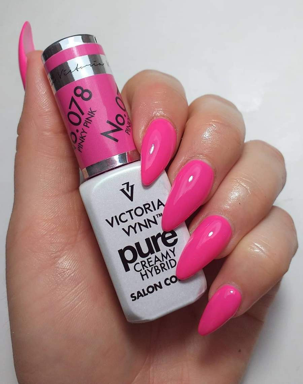 Victoria Vynn Verniz Gel Nº 078 - Pinky Pink - 8 ml