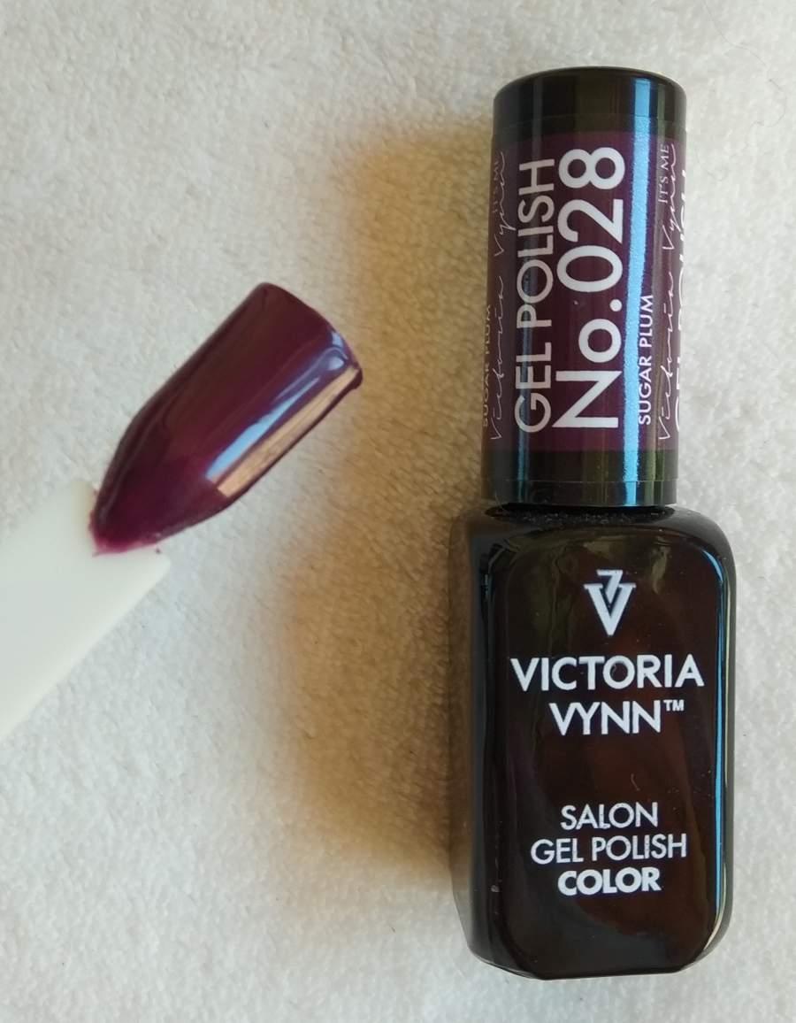 Victoria Vynn Verniz Gel Nº 028 - Sugar Plum - 8 ml