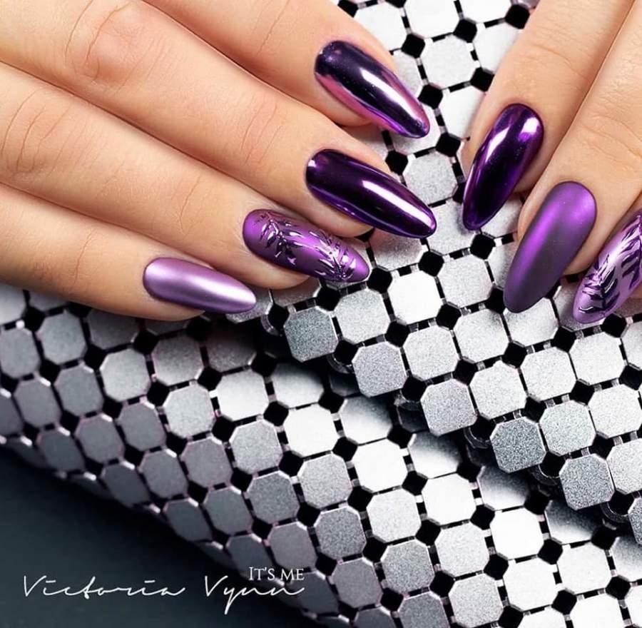 Pó Metalizado Nº 19 - Lilac - Victoria Vynn