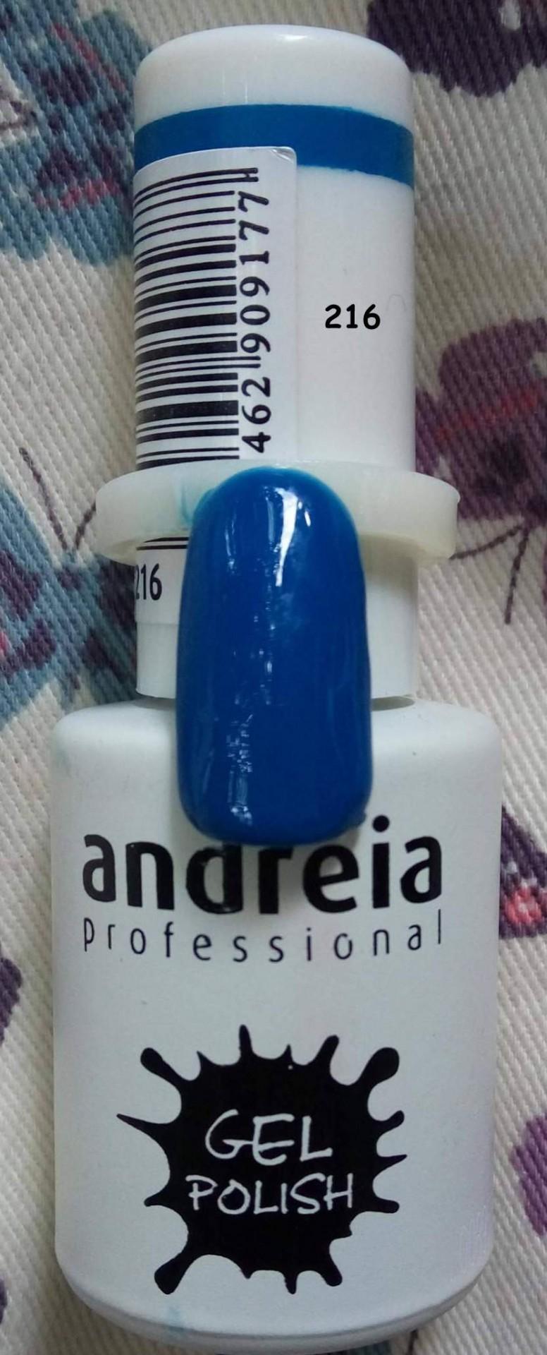 Verniz Gel Andreia 216 - 10.5 ml