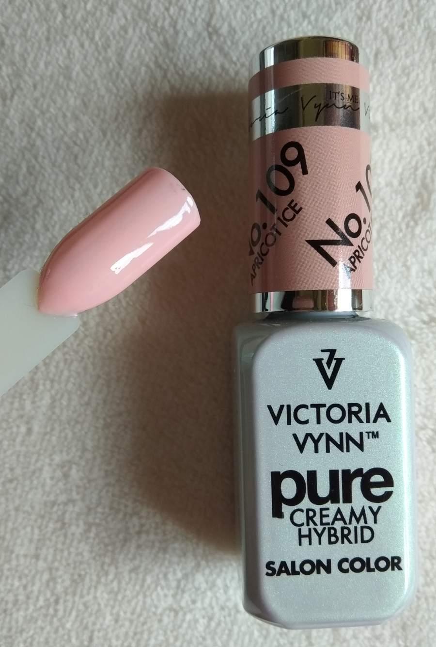 Victoria Vynn Verniz Gel Nº 109 - Apricot Ice - 8 ml