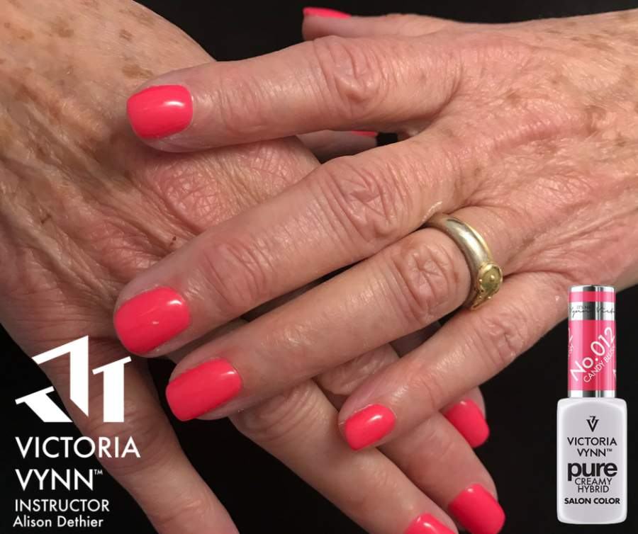 Victoria Vynn Verniz Gel Nº 012 - Candy Blush - 8 ml