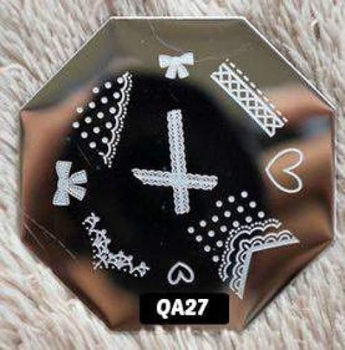 Placa QA27