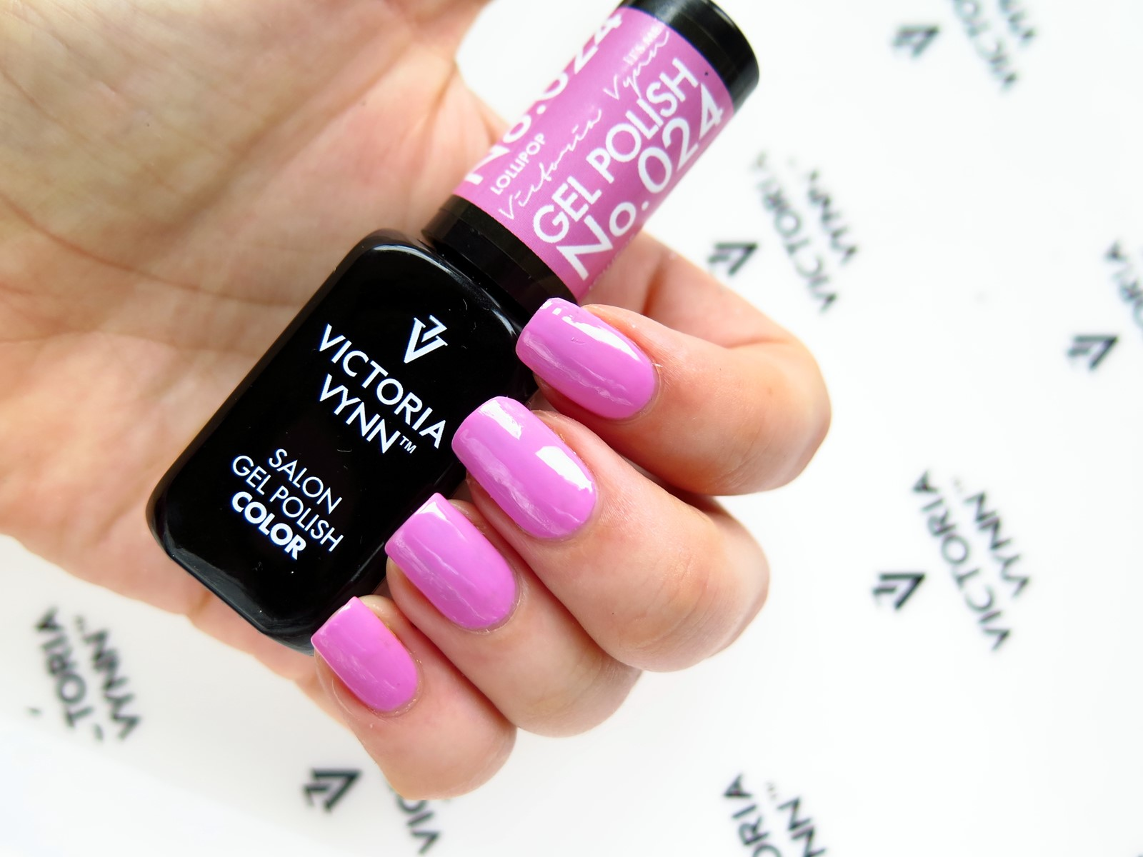 Victoria Vynn Verniz Gel Nº 024 - Lollipop - 8 ml