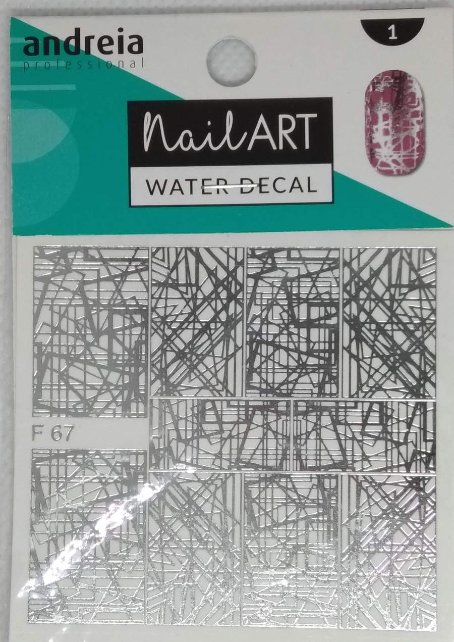 Andreia Water Decal - F67