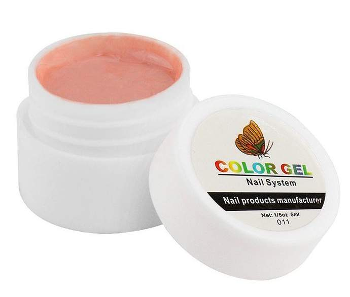 Gel Nude 011 - 5 ml