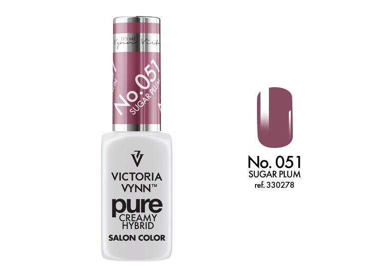 Victoria Vynn Verniz Gel Nº 051 - Sugar Plum - 8 ml