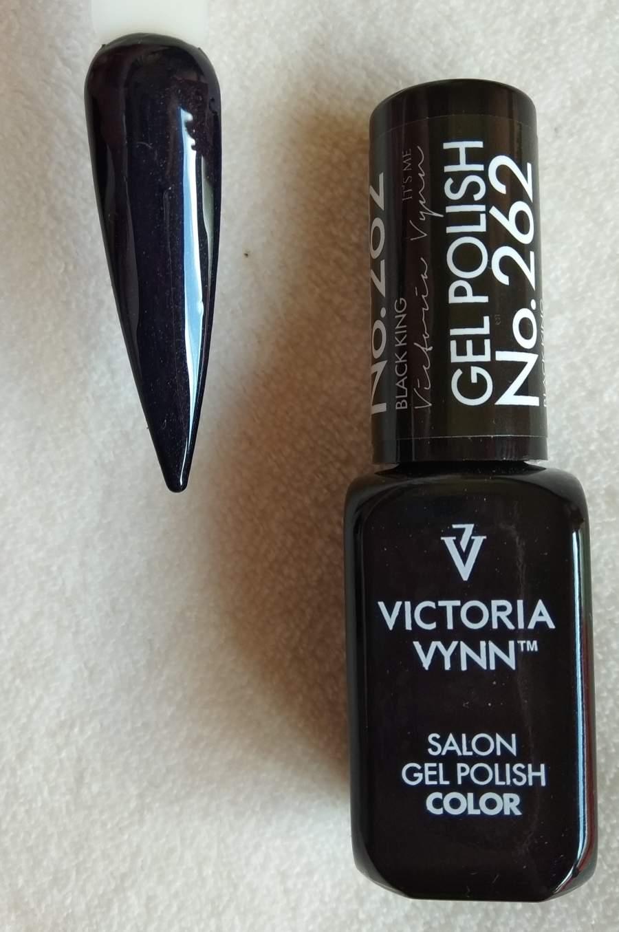 Victoria Vynn Verniz Gel Nº 292 - Black King - 8 ml